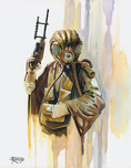 Star Wars Artwork Star Wars Artwork Zuckuss